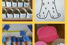 Counting  / Counting activities for Kindy
