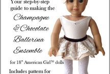 Eden Ava Couture 18 Inch Doll Clothes