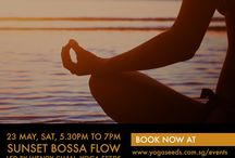 Yoga Events & Retreats / Enjoy the yogic journey with us to explore, experiment and experience. Life is an adventure, let's start from within.