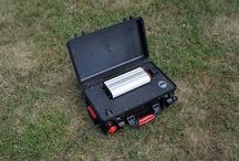 Portable Folding Solar Panel Kits