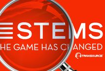 STEMS - Audio