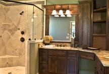Bathrooms ideas / by Jen Buckley