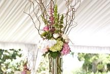 wedding decor and centerpiece inspiration