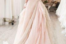 wedding skirt and top