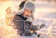 зимняя детская
