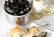 Nourishment - Seafood