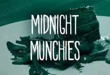 Midnight Munchies / Snackies we shouldn't eat late night, but probably (definitely) would.  / by FYI TV