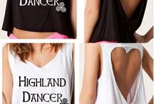 Gifts for Highland Dancers