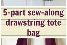 Sew along bag