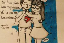 dibujos ❤️