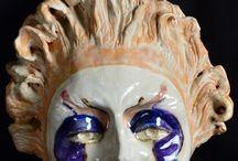 sculpture - mask