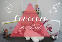 concours beaute / venez toutes faire le jeu sur le blog de marie-juliette   ici http://blog.marie-juliette.fr/concours-noel-770e-cadeaux-gagner/#blog_subscription-2