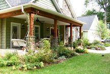 Designs porch