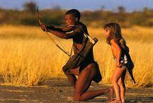 Tippi das kleine Mädchen aus Afrika