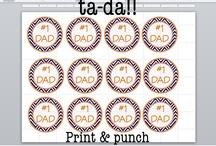 parties printable / by danchoos