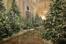 Christmas Decorations 2017 at the White House / 2017 Christmas Decorations at the White House
