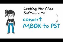 MBOX to PST Converter (Mac)