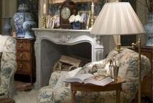 Country / country interior design inspiration