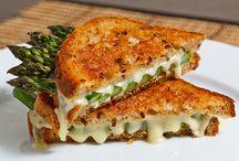 I love Sandwiches / by Pamela