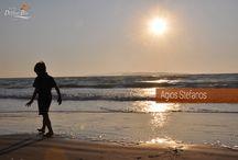 Agios Stefanos, Corfu / Agios Stefanos (San Stefano) - A Popular laid-back beach resort set in a rural hillside location. http://goo.gl/CGeCyH