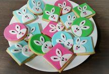 Cupcakes, sušenky...