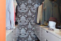 Wardrobe / Closet / Šatna