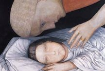 Painting Evelyn Williams