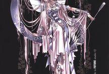 GraphicArt - Illustrations - Manga - SaintSeiya