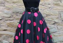 50's Dresses and Skirts