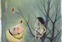 Illustrazioni Manuela Santini