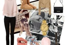 My Clothes  / Ropa para diferentes ocaciones
