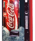 Coke Vending Machines / We carry new and used Coke Machines at wholesale prices from manufacturers like Rowe, AP, Vendo, Royal, and Dixie Narco.