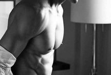 men fit model