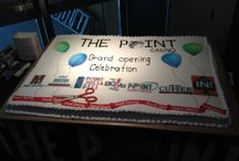 Grand Opening Cake! / Come on by and say hello!