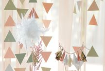 Weddings - Geometric Decor