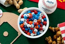 FanFare with MY M&M'S / Cheer on your favorite sports team with personalized MY M&M'S in MLB, NBA and NFL team colors and logos.   / by MY M&M'S