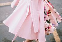 pretty in pink / by Rachie Lynn