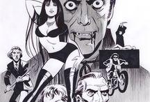 Bruce Timm Art