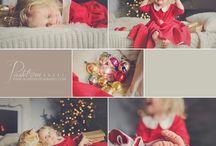 kids christmas/easter photography