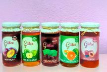 Gülce Reçel / Ev yapımı reçel, marmelat, jöle
