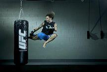 Martial Arts / by Cassandra Plavoukos