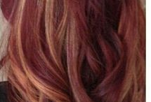 New haircolor ideas