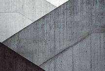 Forms and Volumes / Brutal , delicate and strong designs . Architecture , sculpture and all kind of volumes.