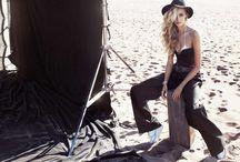 8 Artist Management | Springblacks Elle Russia shot by Xavi Gordo