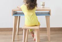 Paulette & Sacha / Marque française de jouets, mobilier et autres objets design éco-conçus.