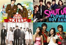 K dramas/K pop