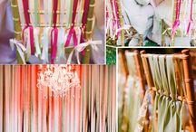 Ribbons / Decorating with ribbons.