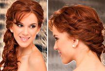 Penteados para Noivas / Inspirações de penteados para noivas