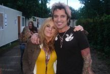 Athena & Tommy Lee / The brother and sister drummers who kick ass