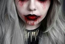 Beautyful halloween make up